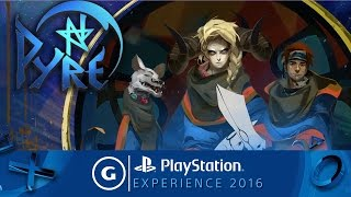 Pyre - Versus Mode Trailer | PSX 2016