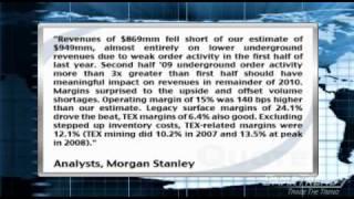 Analyst Insight: Bucyrus International (NASDAQ:BUCY)