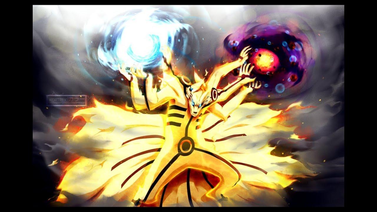 Naruto Kurama Mode one naruto kurama bijuu