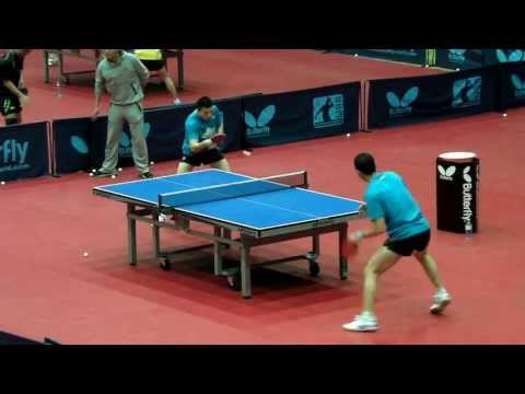 Ma Long Training HD!!
