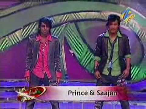Dance India Dance Season 2 Saajan And Prince Performance April 03 video