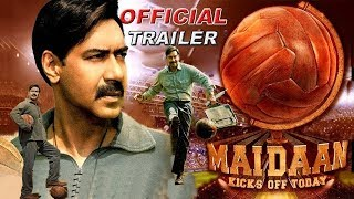 Maidaan Official Trailer | Out Soon | Ajay Devgn, Keerthy Suresh | Maidaan Trailer, Maidaan Teaser