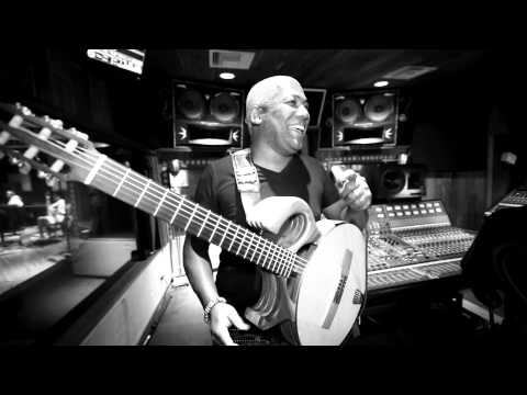 Jonathan Butler - the making of Living My Dream