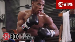 Approaching The Fight: Devin Haney | SHOBOX: THE NEW GENERATION