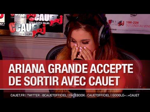 Ariana Grande accepte de sortir avec Cauet - C'Cauet sur NRJ