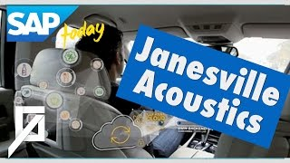SAP TODAY: Janesville Acoustics