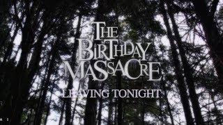 Клип The Birthday Massacre - Leaving Tonight