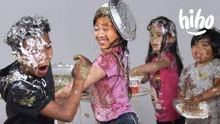 HiHo Kids Food Fight!! | HiHo Kids