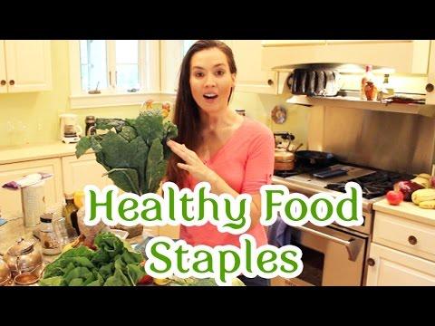 35 Vegan Food Staples
