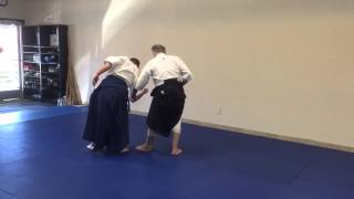 Koichi Barrish Sensei - Two Rivers Budo (2/16/14)