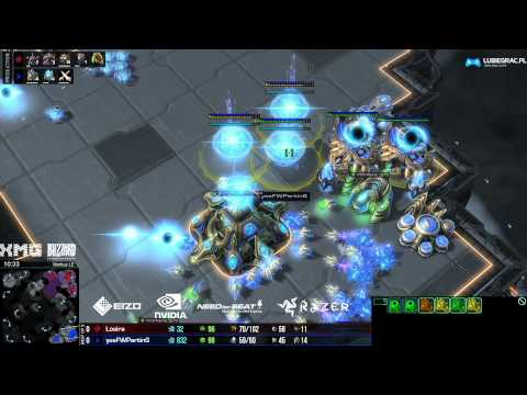PvZ Losira vs Parting -g1- Nimbus Starcraft 2 HD