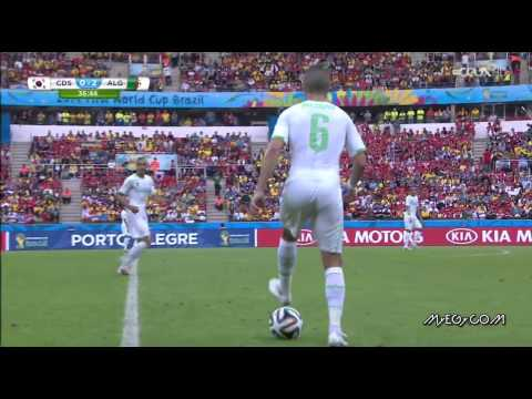 All Goal Algeria Vs South Korea 4-2 تعليق عصام الشوالي