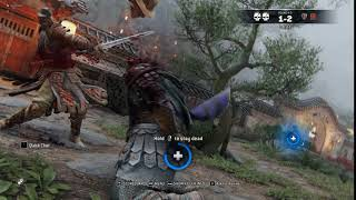 For Honor | Shot with GeForce