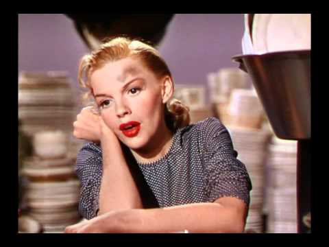 Judy Garland - Look For The Silver Lining