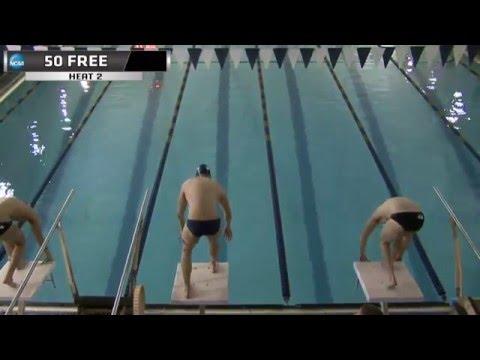 NCAA Men's College Swimming - Wingate vs. Gardner-Webb