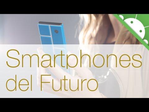 10 Mejores Telefonos Android del Futuro 2015 | Mejores Smartphones