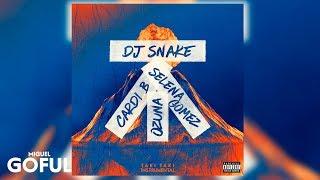 Dj Snake - Taki Taki (Official Instrumental) [feat. Selena Gomez, Ozuna & Cardi B]