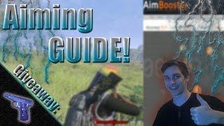 H1Z1 King of the Kill Aiming/Sensitivity Tips!