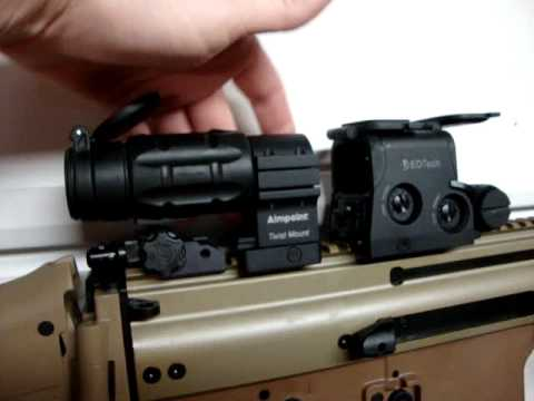 Aimpoint t1 magnifier