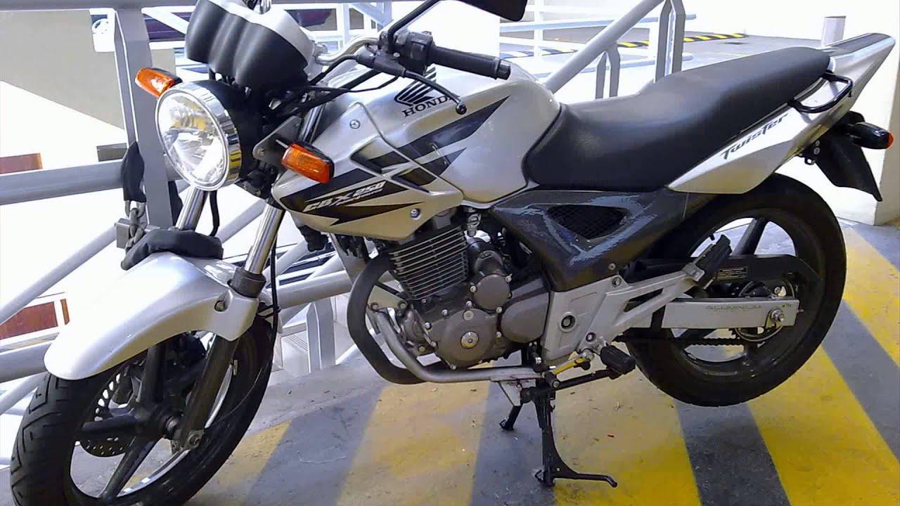 Honda Cbx 250 Twister Top Speed Honda Cbx 250 Twister