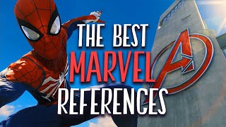 7 Marvel Easter Eggs and References In Spider-Man PS4