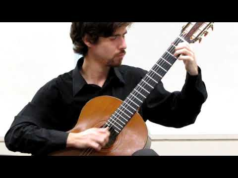 Ramon Vergara S. - Dionisio Aguado - Andante y Rondó in A minor Guitar
