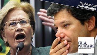Senadora Ana Amélia alerta que o PT fará 'o diabo' para vencer as eleições: 'Continuam os mesmos!'