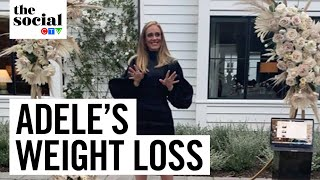 Is it OK to celebrate Adele's weight loss? | The Social