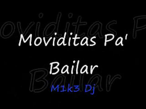 Moviditas Para Bailar