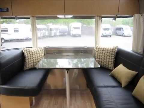 2014 Airstream Flying Cloud 25FB Twin Travel Trailers RV Camping