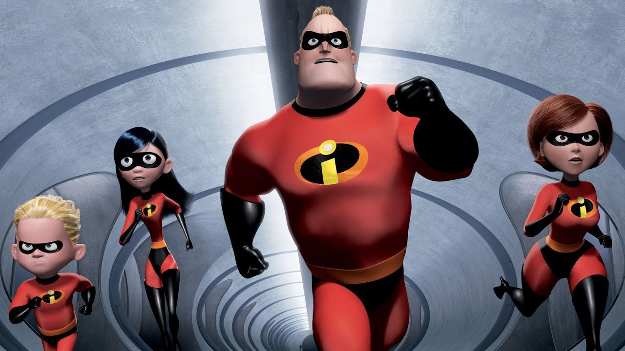 Flashing lights in Incredibles 2 may cause epileptic seizures