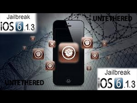 How to Jailbreak 6.1.3. 6.1.5
