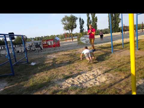 Детский норматив в команду Kremen Workout Team / Kid's Requirements