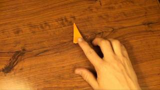 Fold a Cannonball Carrot! by Jeremy Shafer