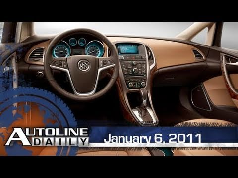 Toyota, Ford Top CR Survey - Autoline Daily 551