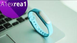 Xiaomi mi Band умный браслет, обзор и мнение review