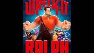 Wreck-It Ralph - Wreck-It Ralph Movie Review (Spoiler Free)