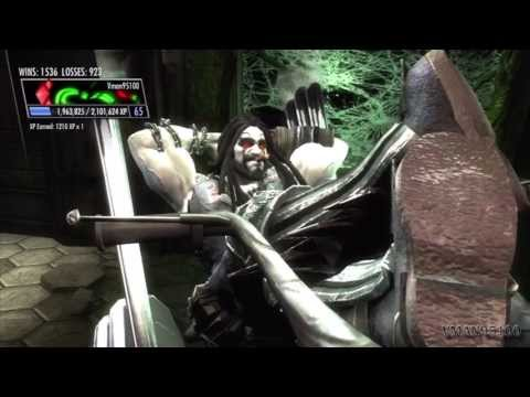Injustice: Gods Among Us - Lobo - Classic Battles on Very Hard