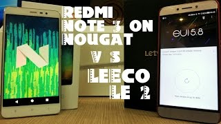 | Speed test | Redmi Note 3 v/s LeEco Le 2! ~ Surprising!