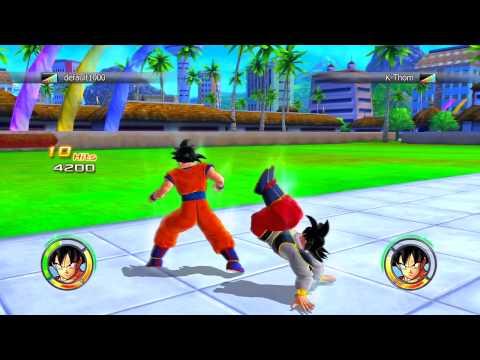 Dragon Ball Raging Blast 2 Ranked Fights