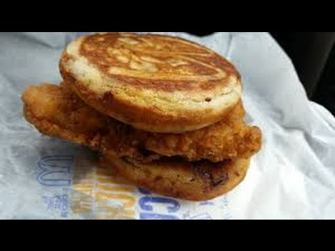 McDonalds Chicken McGriddle (Secret Menu) Review