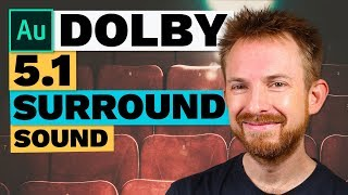 Dolby 5.1 Surround Sound In Adobe Audition CC