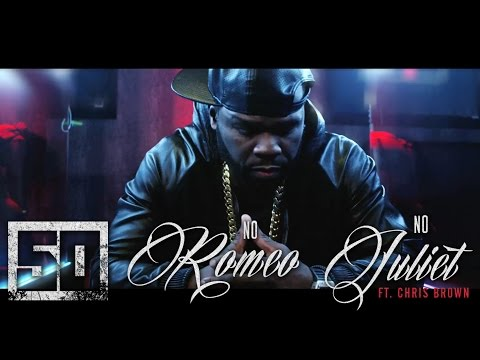 50 Cent Ft. Chris Brown No Romeo No Juliet rap music videos 2016