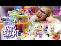 Littlest Pet Shop LPS Mega Unboxing i imprezka na jachcie :)