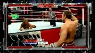 WWE Monday Night Raw - 7/16/12 - Full Show HQ