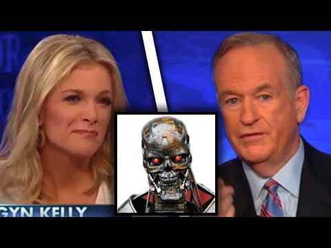 Why Bill O'Reilly Fears 'The Machines' - Especially The Evil Ones