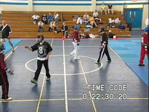Indoor comBATON: Martial Art Team Sport