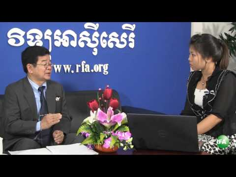 Khmer go to hospital abroad
