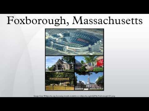 Foxborough, Massachusetts