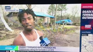Epic Tornado Story David Alexander Hattiesburg MS